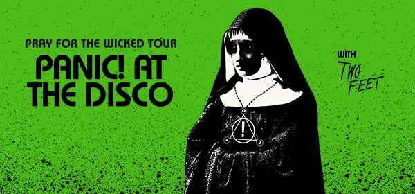 Panic at the disco pray for the wicked tour dunkin donuts center panic at the disco pray for the wicked tour m4hsunfo